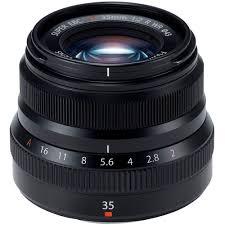 Fujifilm 35mm f/2.0 WR
