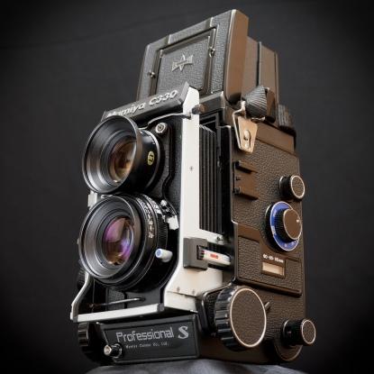 Mamiya C330 Pro F Medium Format