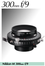 Nikkor-M 300mm f/9