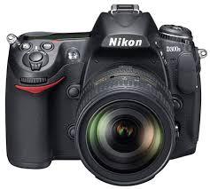 Nikon D300S IR Converted