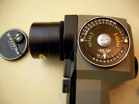 Pentax Spot Meter V