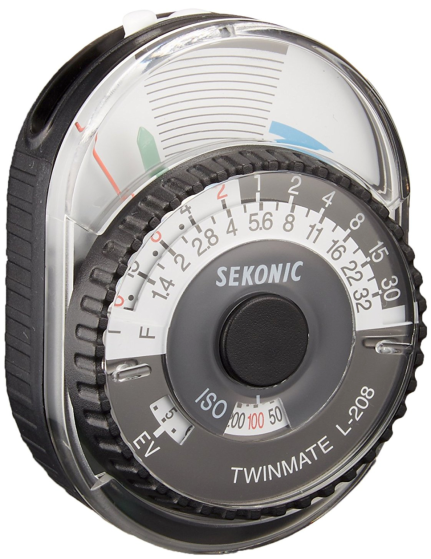 Sekonic L-208 Light Meter