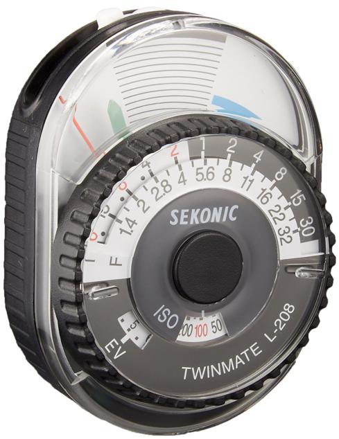 Sekonic L-208 Light Meter