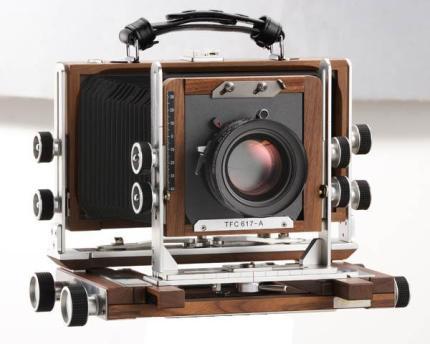 Shenhao TFC617-A - Front w/Lense