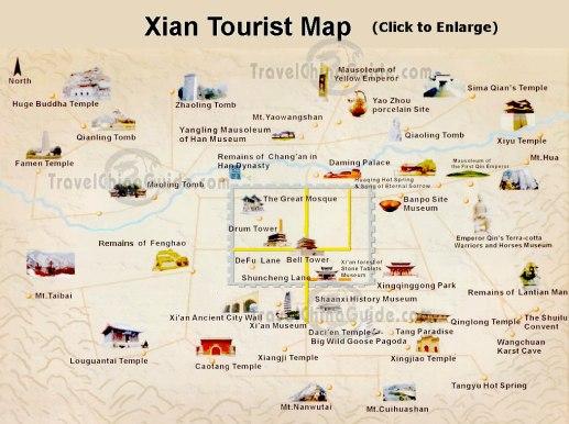xian-tourist