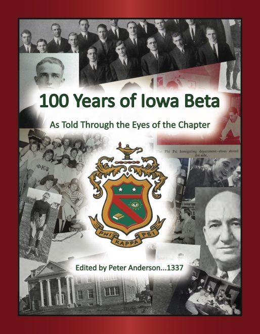 100 Years at Iowa Beta