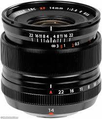 Fujifilm 14mm f/2.8