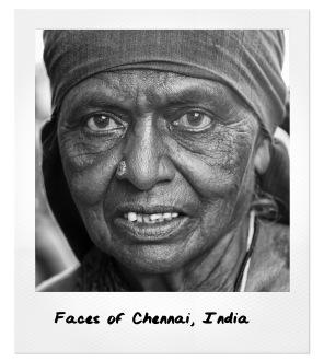 Faces of Chennai 1