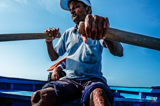 Rowboat Captain