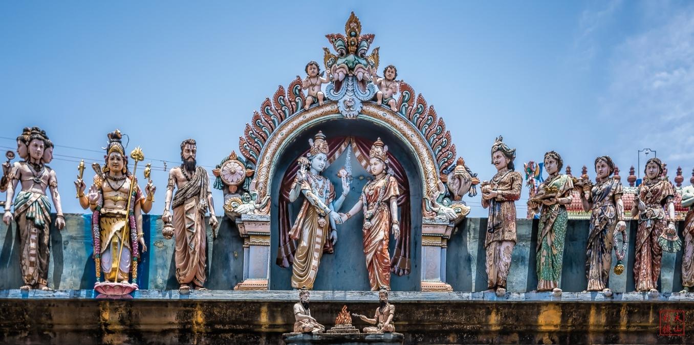 Thillai Nataraja Temple in Chidambaram