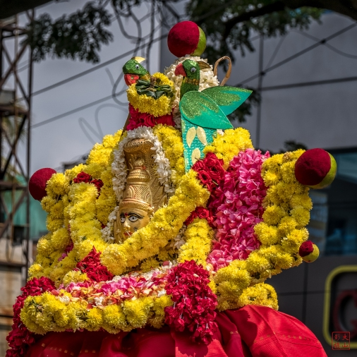 The Idol: Goddess Laki Amman