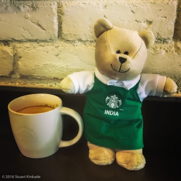 Startbucks India - Bear