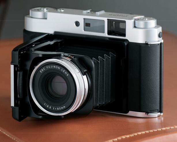 Fujifilm GF670 Medium Format