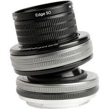 Lensbaby Pro II Composer Optic 50mm