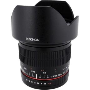 Rokinon 10mm f/2.8