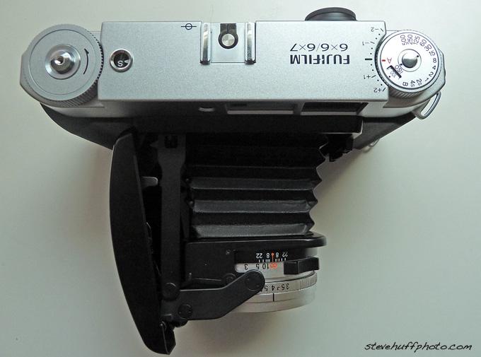 Fujifilm GF670 Medium Fornat
