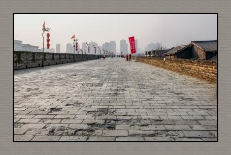 City Wall Walk