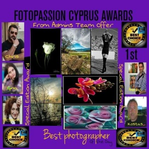 FOTOPASSION CYPRUS AWARD
