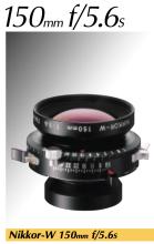 Nikkor-SW 150mm f/5.6