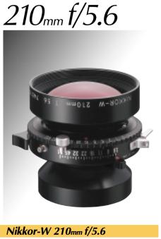 Nikkor-W 210mm f/5.6