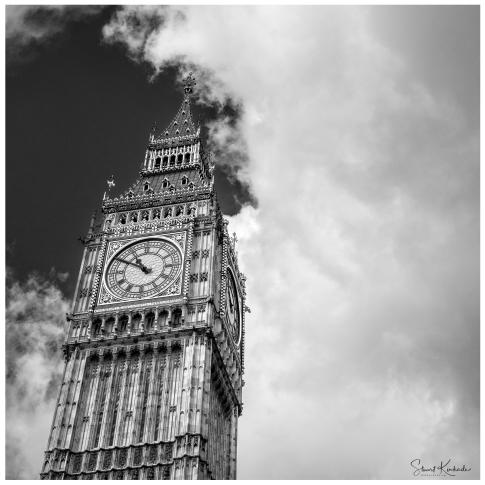 Big Ben Ahead of Silence