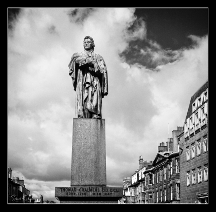 Digital: Along the Royal Mile