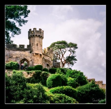 Fuji X-Pro2: Warwick Castle, England