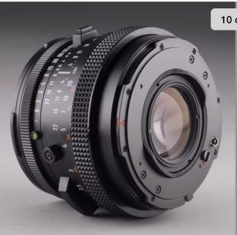 80mm Lens Back