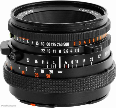 Ha0 Hasselblad CF 80mm CZ Lens