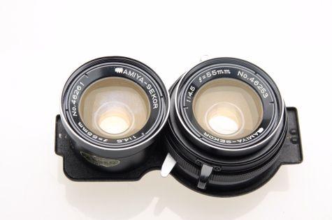 0 Mamaiya C330 55m Lens